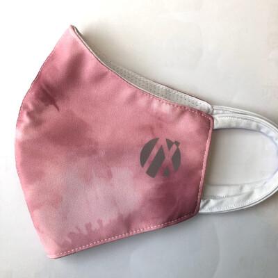 Mascarilla Mauve Tie Dye