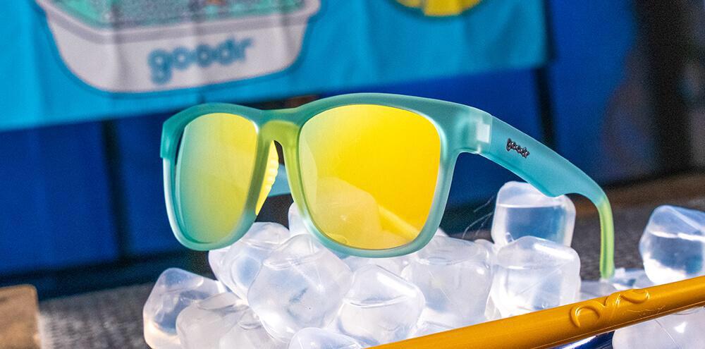 Goodr Ice Bathing