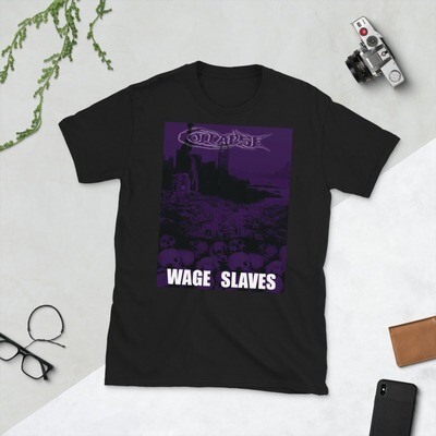 Collapse - Wage Slaves - One Sided T-Shirt