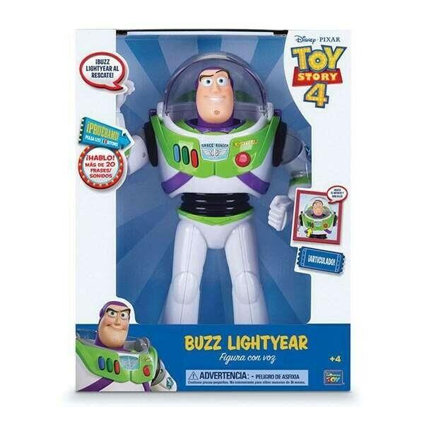 Actionfiguren Toy Story Buzz Lightyear Bizak (30 cm) (ES)