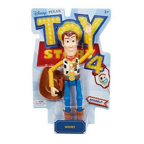 Pohyblivé figurky Toy Story 4 Woody Mattel