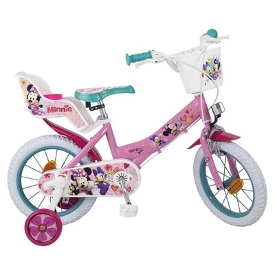 Children's bike Minnie Mouse 14