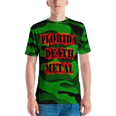 Florida Death Metal - Camo Print