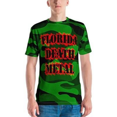 Florida Death Metal - Camo Print ***Canada Day Sale***
