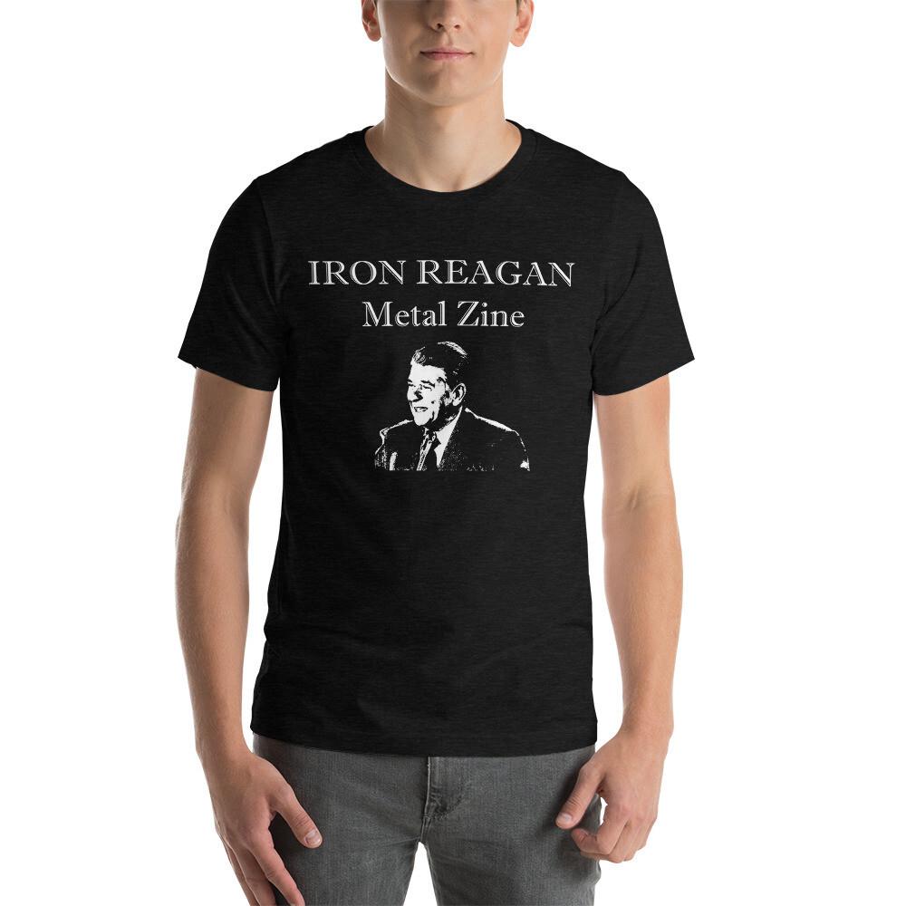 Iron Reagan 'Zine T-Shirt ***Canada Day Sale***