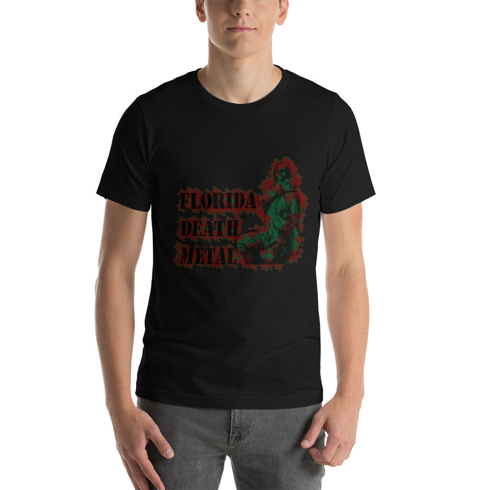 Florida Death Metal - T-Shirt One Sided