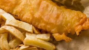 Friday Fish and Chips - Aug 6, 2021
