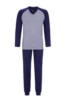 Heren pyjama 0541213w20 Night Blue Ringella