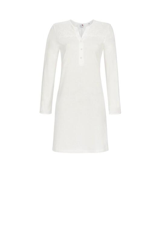 Nachthemd 0581005w20 Off-White Ringella