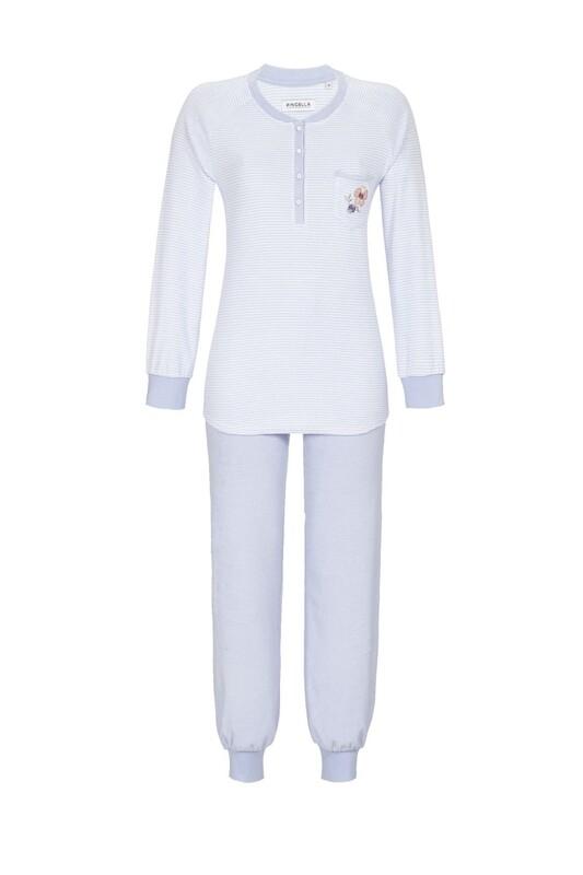 Pyjama 0518239 Bleu Ringella Women
