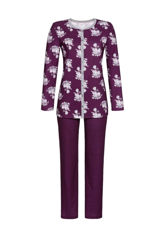 Pyjama 0511215 Bordeaux Ringella Women
