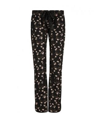 Women pyjama pants D37141-38 Black Charlie Choe