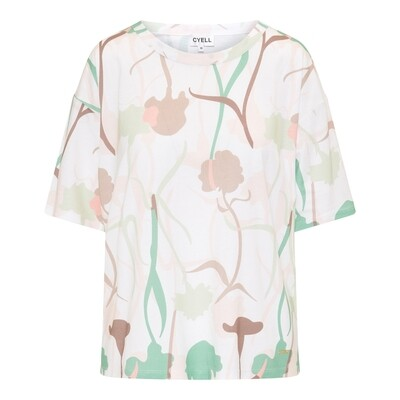 T-shirt 130101 Cyell Spring Carnation