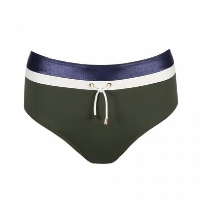 Bikini tailleslip 4002051z20 Dark Olive PrimaDonna Swim Ocean Drive