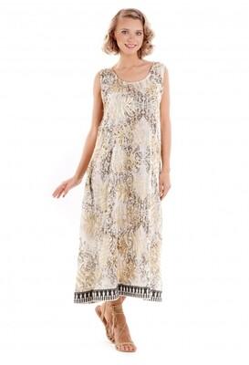 Dress IC20-066 Gold Iconique