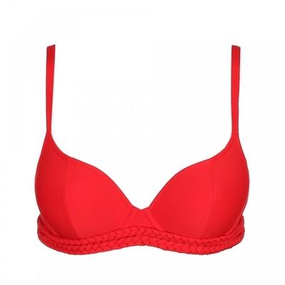 Hartvormige bikinitop 1002716z20 Pomme D'Amour Marie Jo Swim Blanche