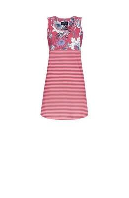Mouwloos nachthemd 1251005 Summer Red Ringella Bloomy