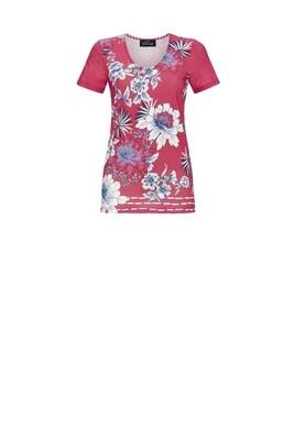 T-Shirt 1251406 Summer Red Ringella Bloomy