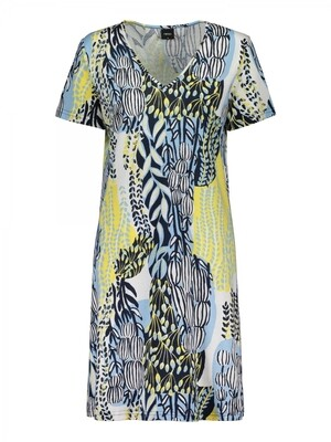Big shirt Suurennuslasi 26351z21 Blauw Nanso