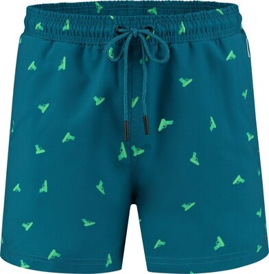 Zwemshort Jorik Petrol A-Dam Underwear