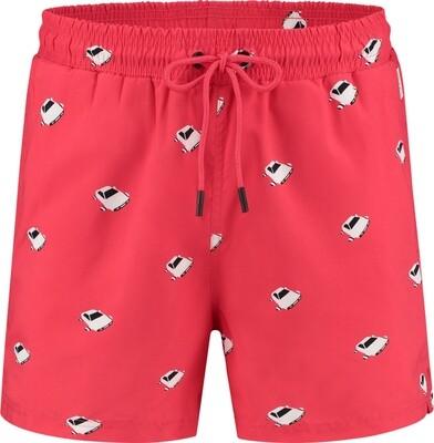 Zwemshort James Rood A-dam Underwear