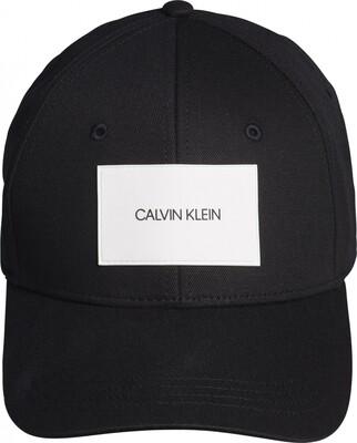Twill cap KU0KU00060 Black Calvin Klein