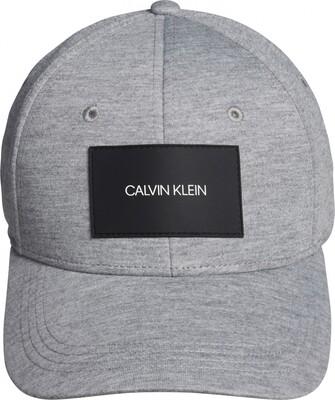 Twill cap KU0KU00074 Grey Calvin Klein