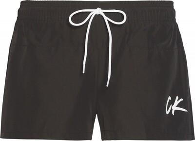 Short KW0KW01014 Black Calvin Klein