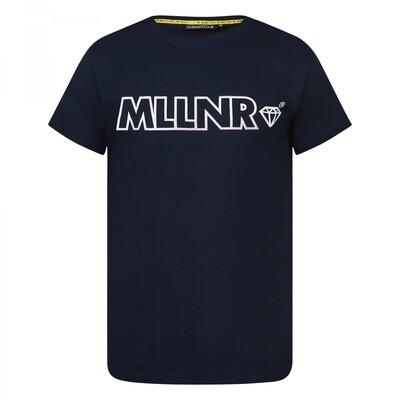 T-Shirt Jack Donker Blauw MLLNR