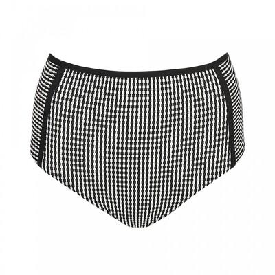 Bikini tailleslip 4006756Z20 Zwart PrimaDonna Swim Atlas