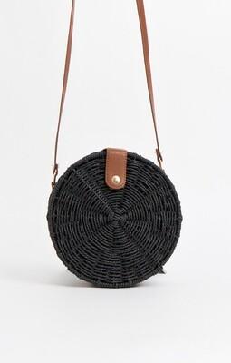 Coco bag COCO1563 Black Pia Rossini