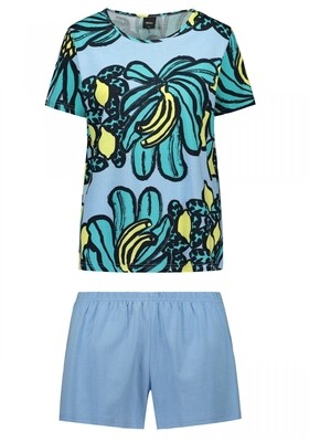 Shorty Samba 0126515 Blue Nanso