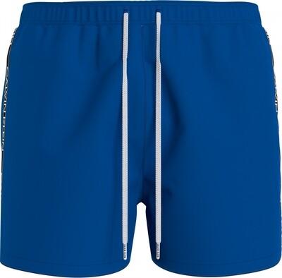 Heren zwemshort KM0KM00558 Blue Calvin Klein
