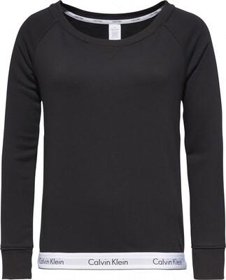 Sweatshirt QS5718Eb02 Black Calvin Klein