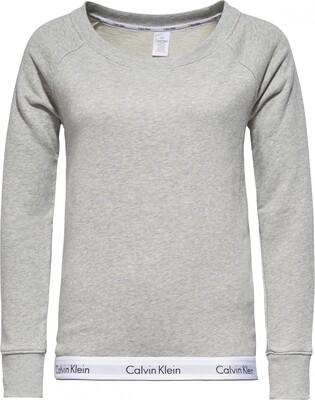 Sweatshirt QS5718Eb02 Grey Calvin Klein