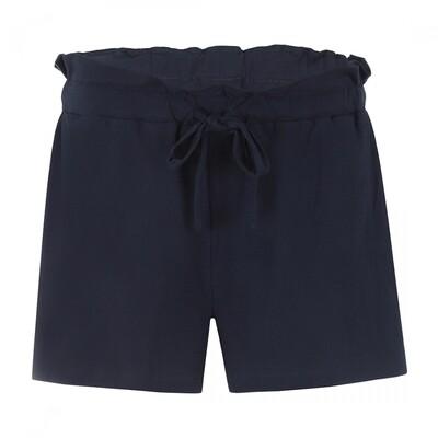 Women shorts E39138-38 Navy Charlie Choe