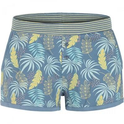 Women shorts E39101-38 Raf Blue + Aqua Blue Charlie Choe