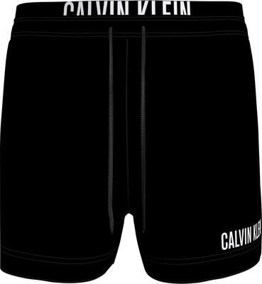 Heren zwemshort KM0KM00552 Black Calvin Klein