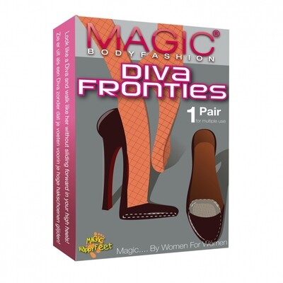 Diva fronties 60DF Transparant MAGIC