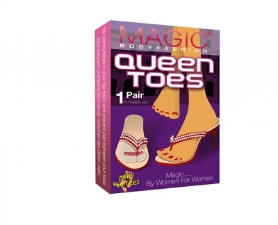 Queen toes sillicone 60QT Original MAGIC