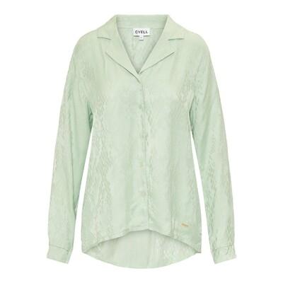 Shirt long sleeve 130111 Sage Cyell Soft Pearl