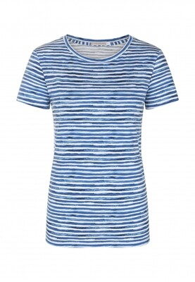 T-shirt Alora 16247 Pacific Blue Mey Night2Day