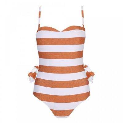 Strapless badpak 1003838 Summer Copper Marie Jo Swim Fernanda