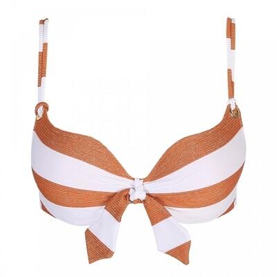 Hartvormige bikinitop 1003816 Summer Copper Marie Jo Swim Fernanda