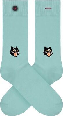 Sokken CLAIRz21 Licht Blauw A-dam Underwear