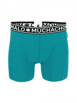 Heren zwemshort SOLID2032-15z21 Petrol Muchachomalo
