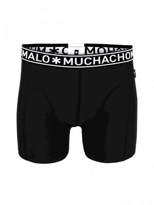 Heren zwemshort SOLID2032-14z21 Black Muchachomalo