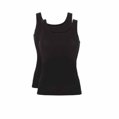 Hemd 2-pack 30197 Black Ten Cate Women Basic