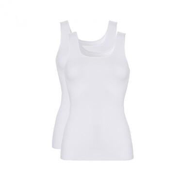 Hemd 2-pack 30197 White Ten Cate Women Basic