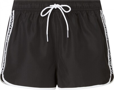 Short KW0KW01361 Black Calvin Klein